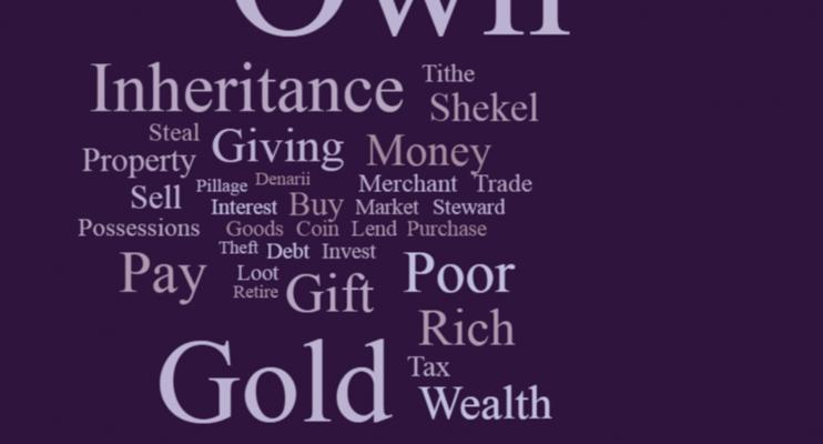 money word art
